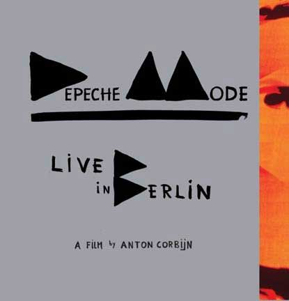 depeche mode live in berlin dvd