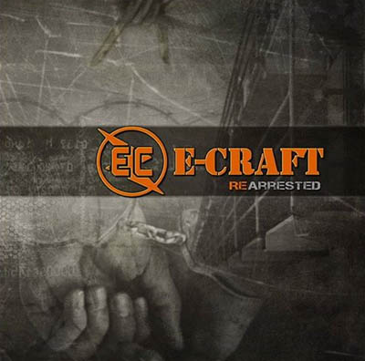 e-craft rearrested album cover