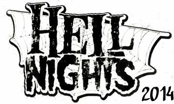 hell nights 2014 logo