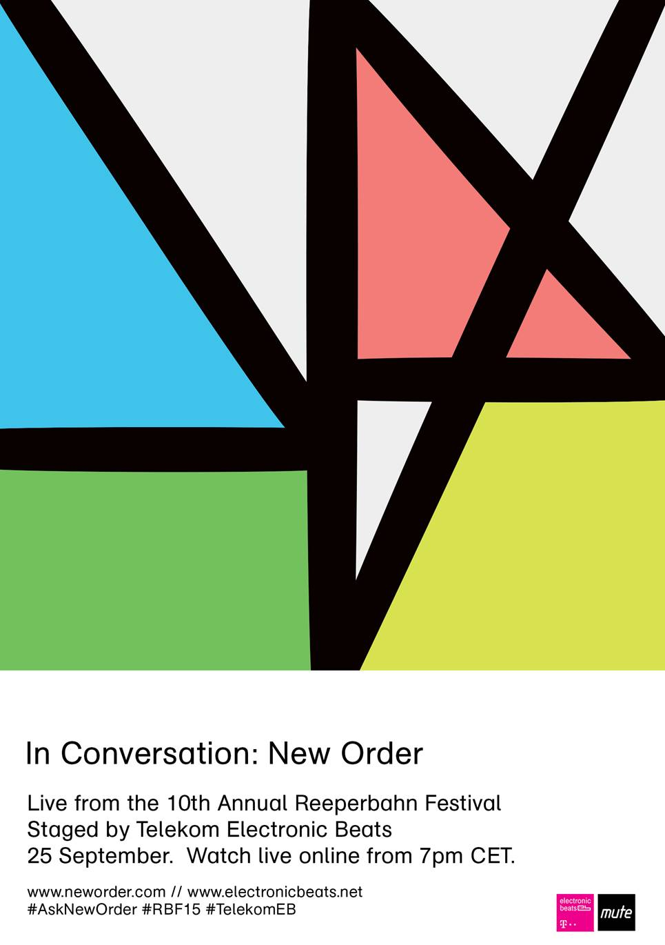 new order in conversation Poster