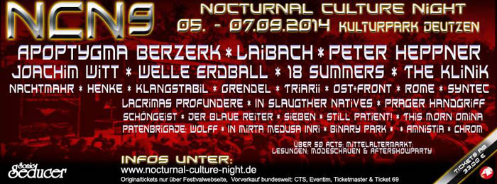 nocturnal culture night 2014 flyer neu