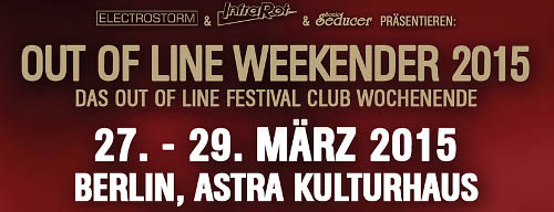 out of line weekender 2015