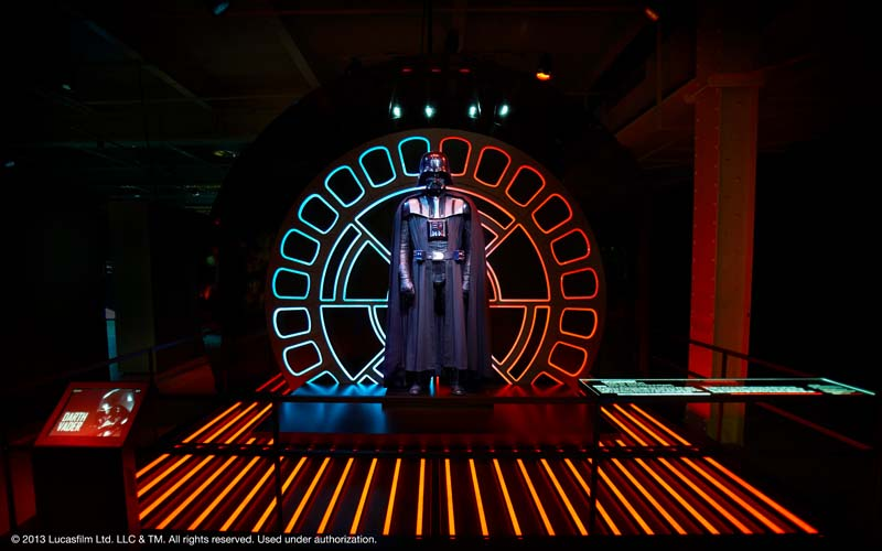 star wars exhibition1