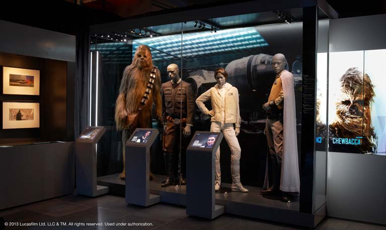 star wars exhibition2