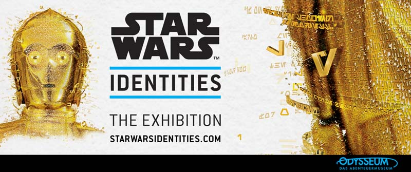 star wars exhibition logo