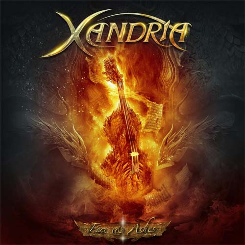 xandria fire and ashes