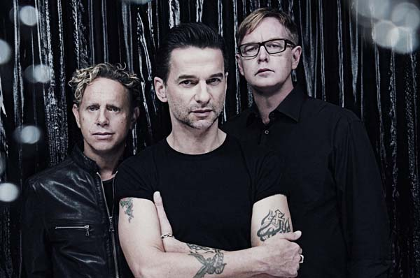 depeche mode studio 2016