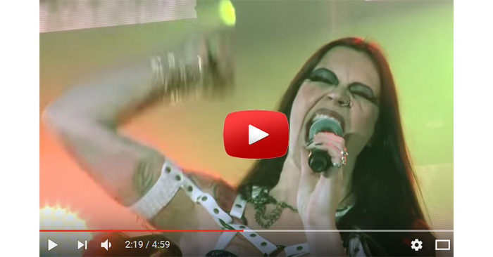 nightwish my walden videoclip
