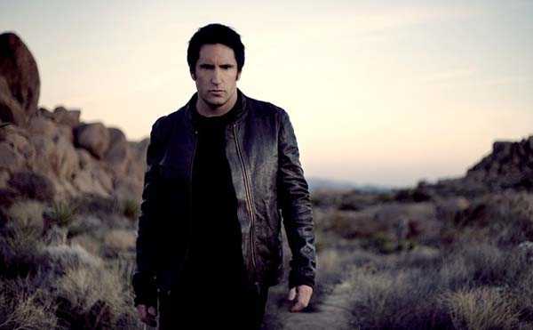 nine inch nails trent reznor twin peaks 2016