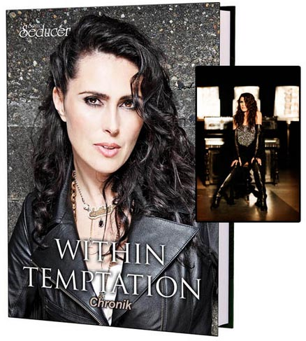 sonic seducer within temptation buch chronik