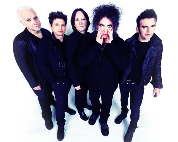 the cure live 2016