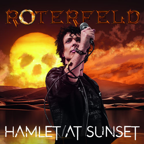Albumcover Hamlet at Sunset
