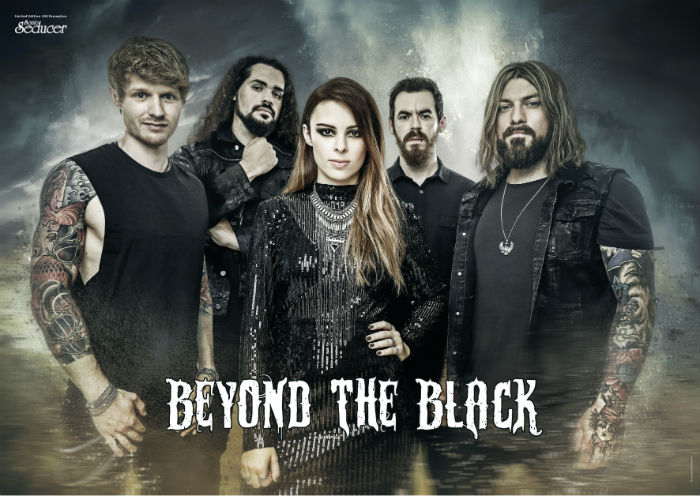Beyond The Black Poster A1 kl