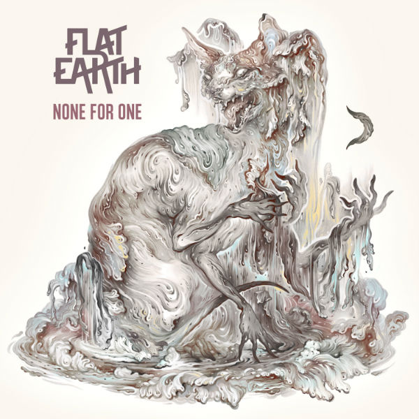 Flat Earth CD Cover