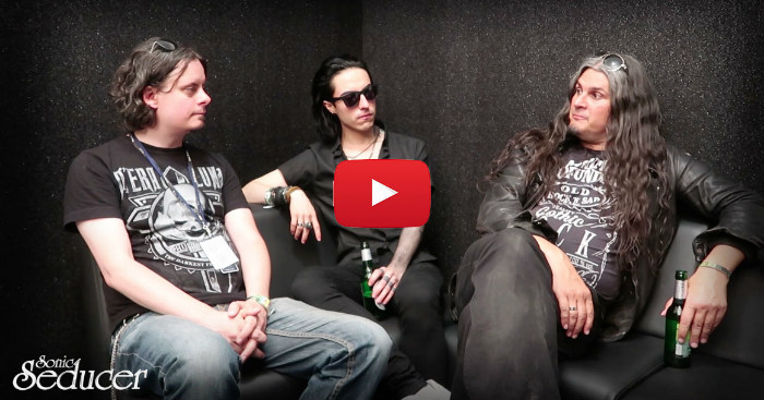 Lacrimas Profundere YT Interview