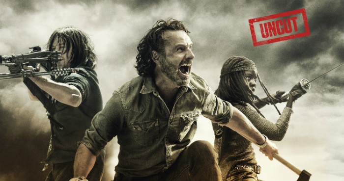 The Walking Dead Staffel Acht