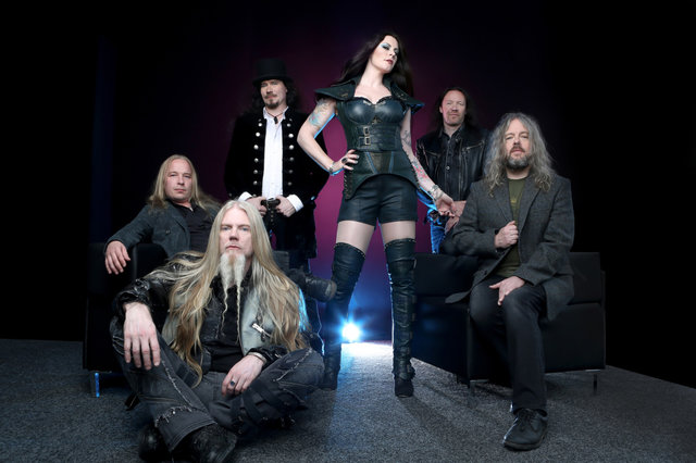 Nightwish 2018 by Tim Tronckoe