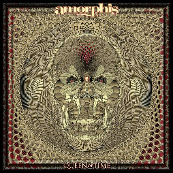 amorphis queen of time cover 01