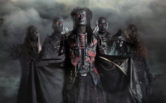 cradle of filth 2017