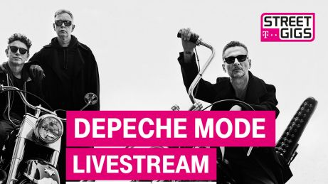 depeche mode spirit livestream