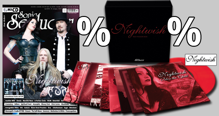 nightwish rabatt