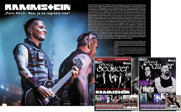 rammstein interview 2017 bundle
