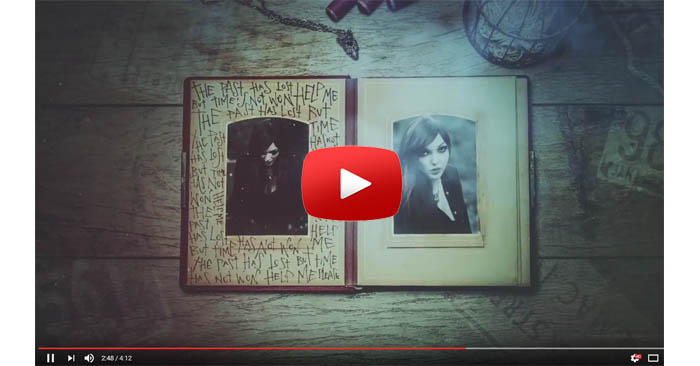 scarlet dorn lyric video