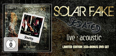 solar fake sedated live acoustic 2017