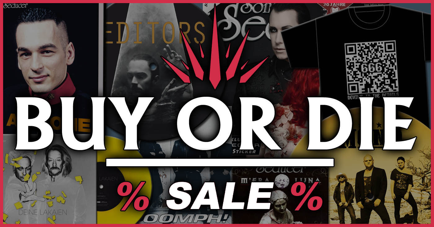 sonic seducer buy or die sale logo