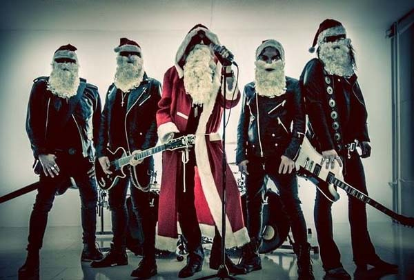 the 69 eyes santa clause 2017