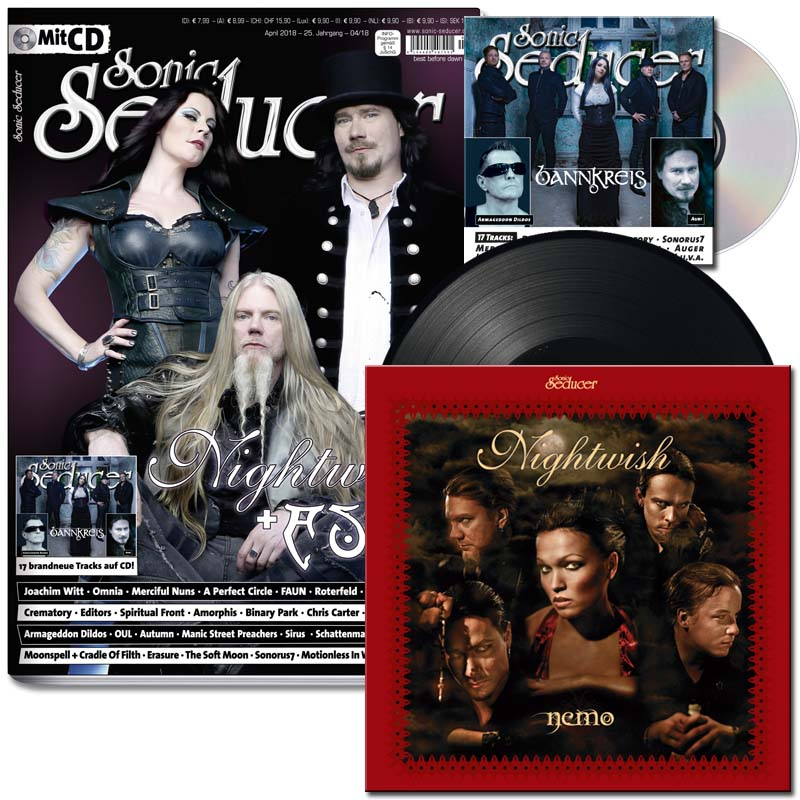 2018 04 sonic seducer nightwish black vinyl
