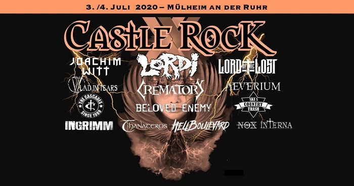 Castle Rock Flyer komplett 2020