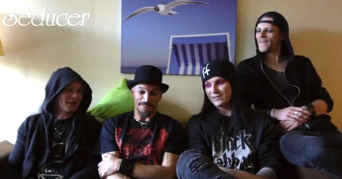 Hell Boulevard Interview