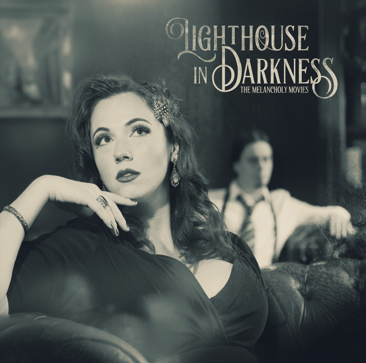 Lighthouse in Darkness Cover