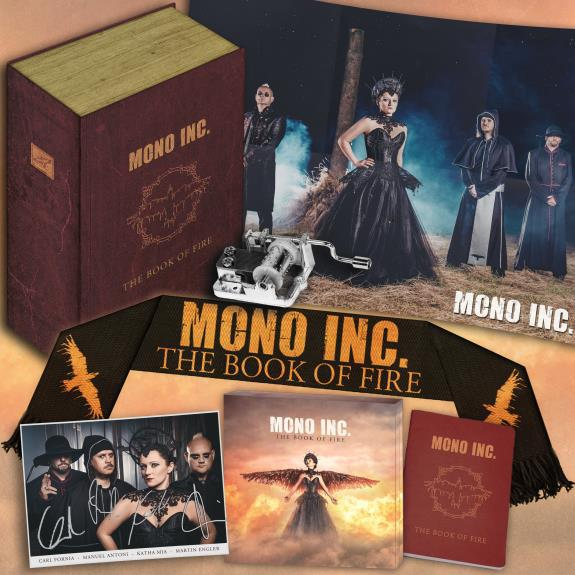 Mono Inc Fanbox News