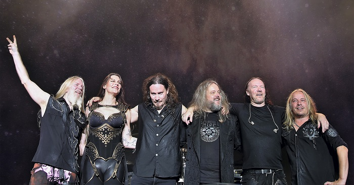 Nightwish Live Box News