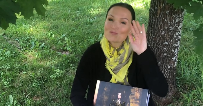 Tarja unboxing news