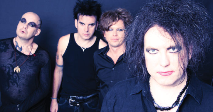 The Cure Andy Vella