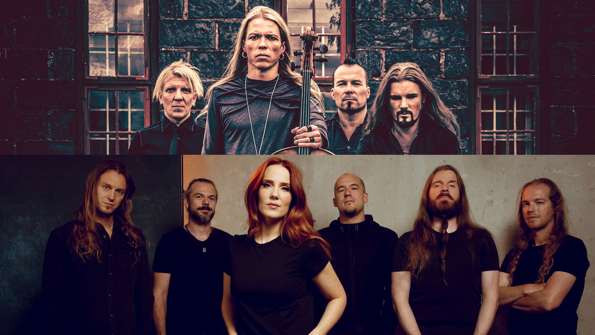 apocalyptica epica show homepage