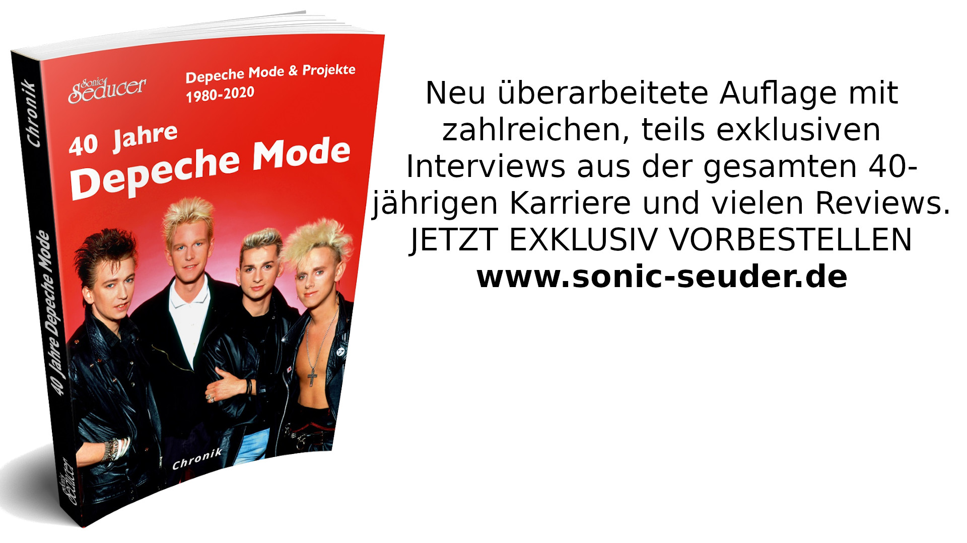 depeche mode chronik neue infos homepage