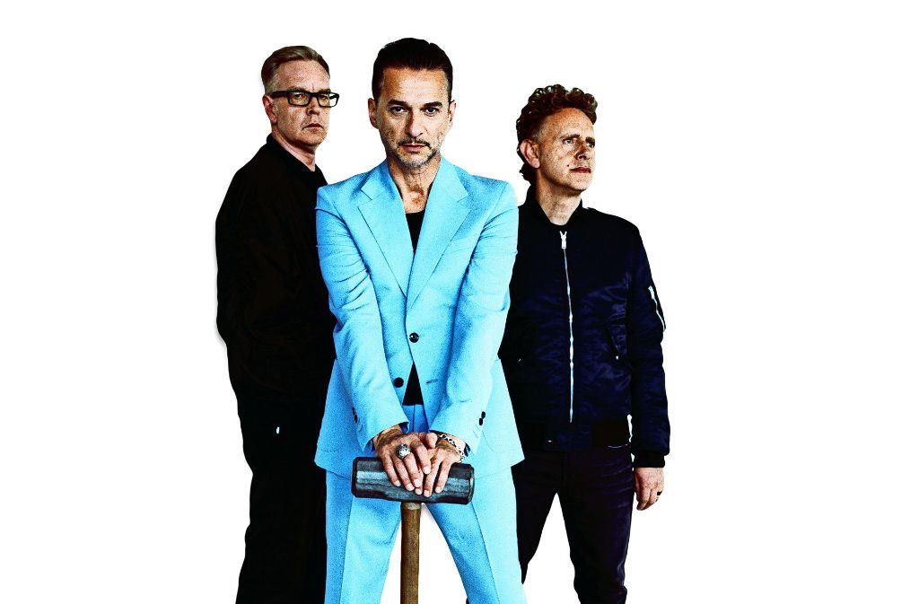 depeche mode hall of fame