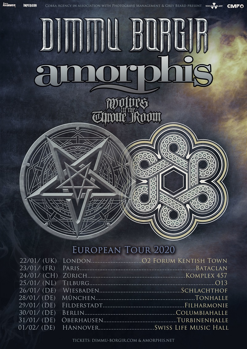 dimmuamorphis flyer