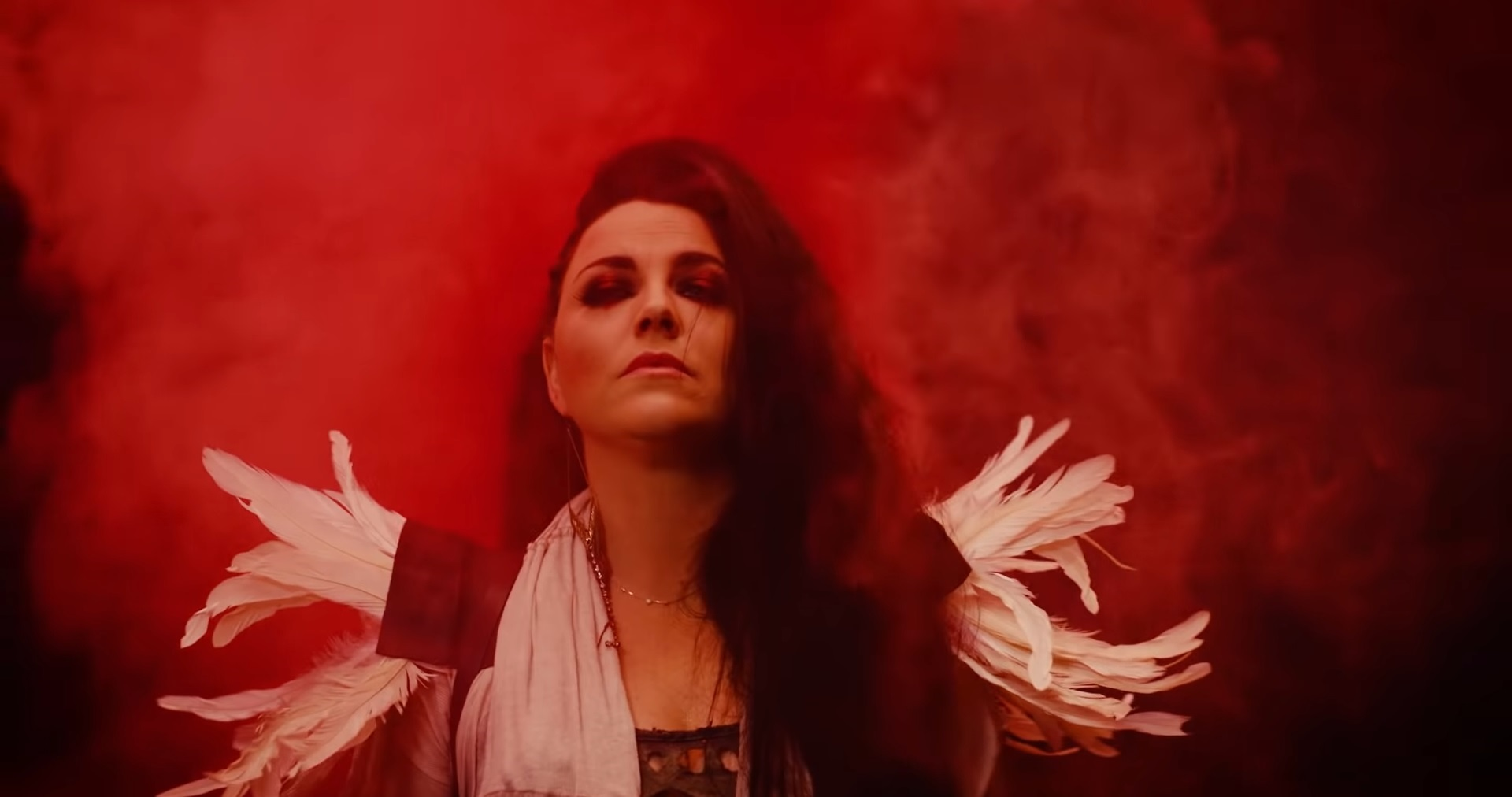 evanescence the chain video