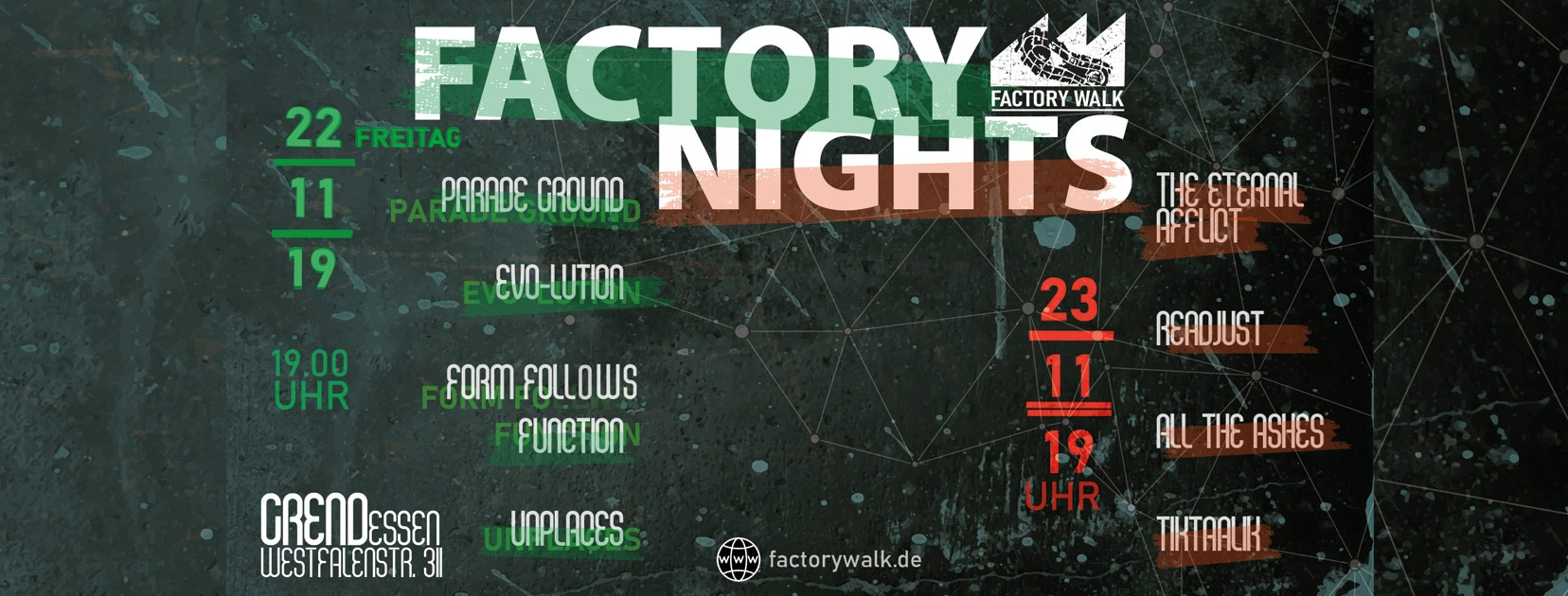 factory nights festival