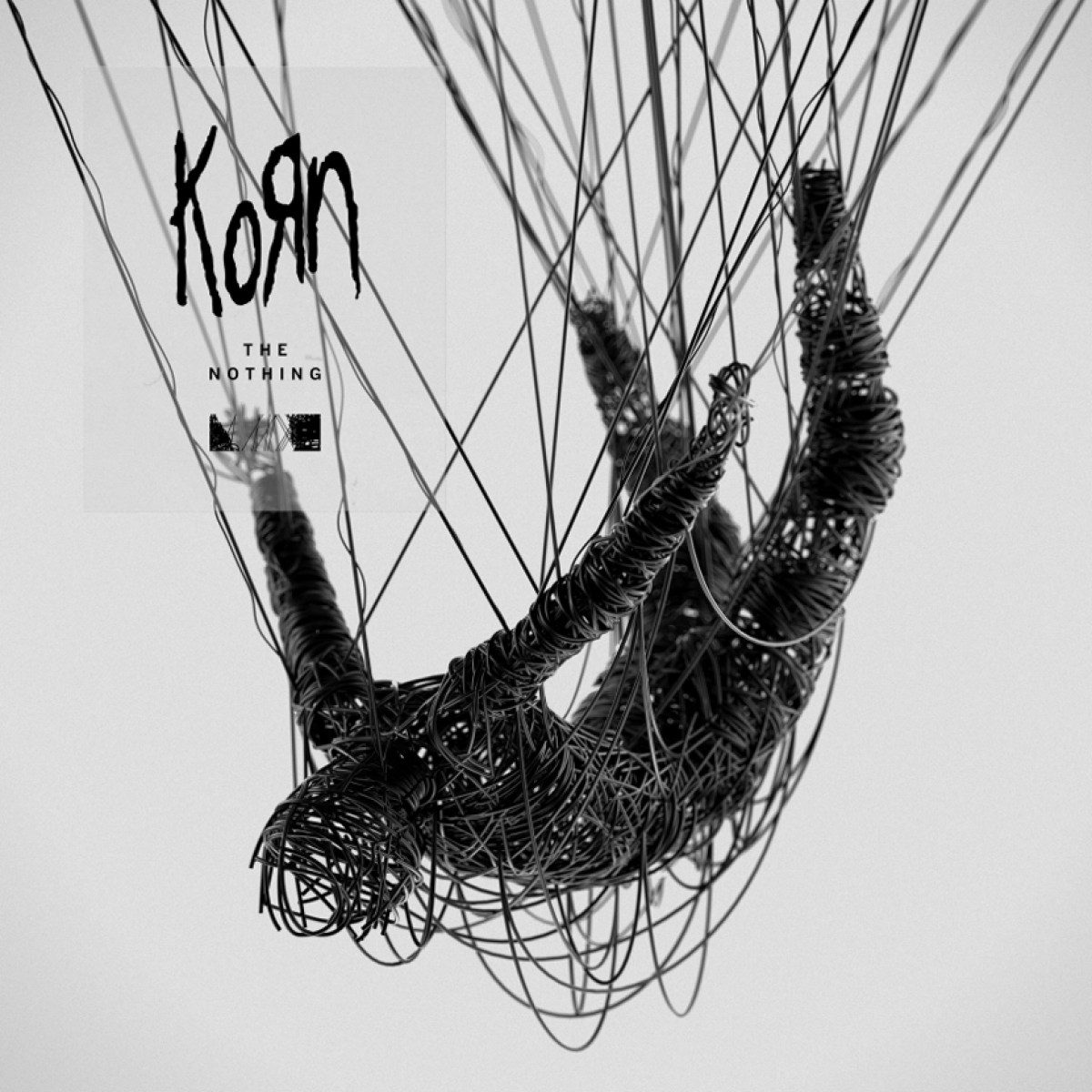 korn the nothing album cover