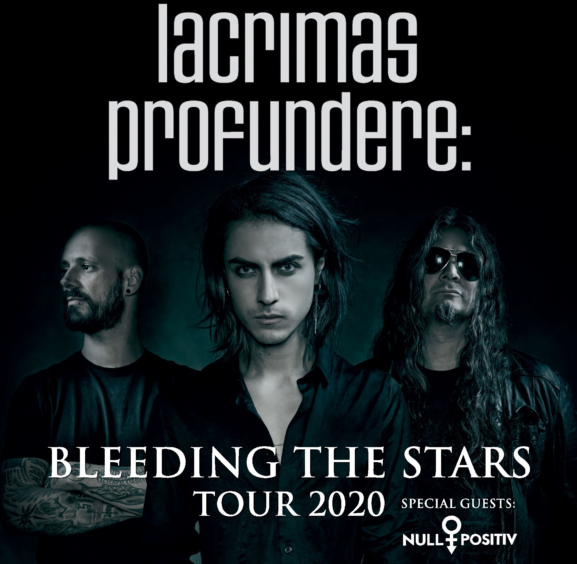 lacrimas bleeding stars tour 2020 homepage