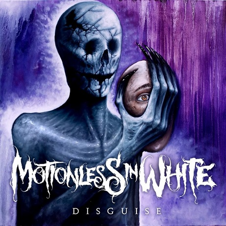 motionless in white disguise album cover