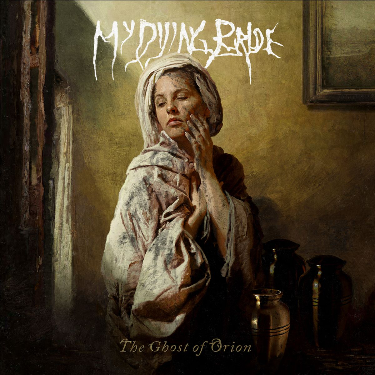 my dying bride the ghost of orion cover
