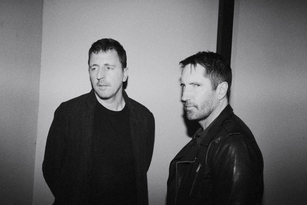 nine inch nails hall of fame