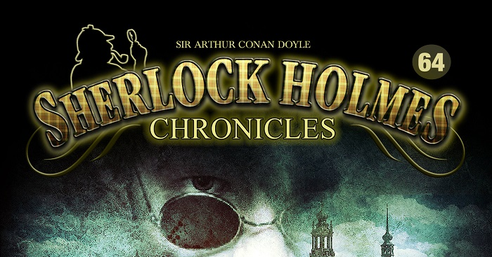 sherlock holmes chronicles Dresden cover facebook